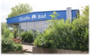 Qualle-Bad
