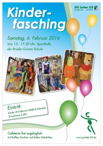 Kinderfasching2016