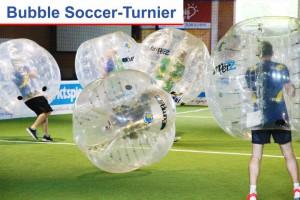 Bubble-Soccer-Turnier